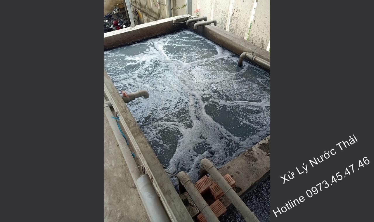 xử lý nước thải bình dương giá rẻ bảo hành lâu dài