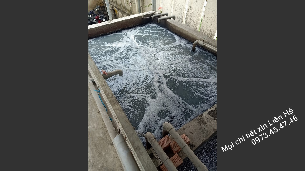 xử lý nước thải bònh dương